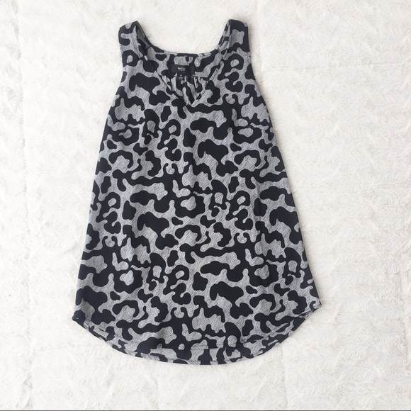 Mossimo Supply Co. Tops - Mossimo Leopard Print Tank Top